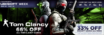 Ghost Recon Steam Sale