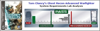 Ghost Recon Advanced Warfighter Specification
