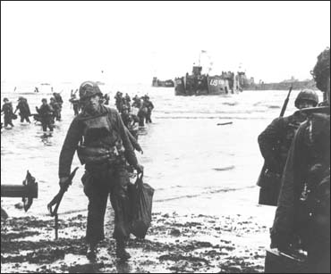 Utah Beach Invasion