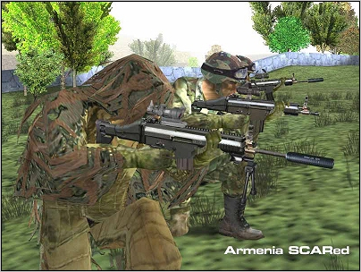 Armenia Ghost Recon mod
